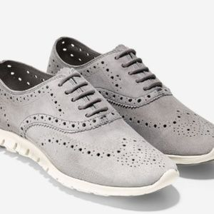 Cole Haan Women's ZERØGRAND Wingtip Oxford - NEW!